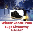 Win a pair of Lugz Drifter Lx boots (11/27/2018) {US}