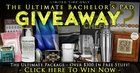 Win $300 Worth Of Stuff To Create The Ultimate Bachelor Pad US 7/31