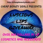 Luscious Lips Beauty Giveaway! Ends 6/30 {??}