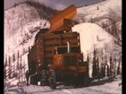 Some old school arctic trucking