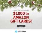 Win a $500 or $250 Amazon Gift Card! (12/15/2017) {??}