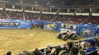 Zombie's awesome flip to end the Friday Fresno show!