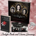 Twilight Books & Charms Giveaway! Ends 8/24 {WW}