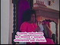Bhagavan Sri Sathya Sai Baba Habla a Devotos - Entrevista 1991 - Subtitulada en Español