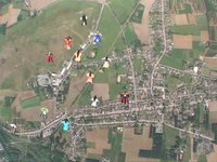 3rd Benelux Wingsuit Formation Weekend - May 2011