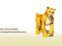 Firat Can KIRAL - 3D Character Creation Reel