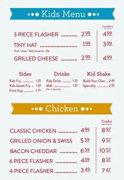 Hat Creek Burger Co Menu Menu For Hat Creek Burger Co Round Rock Round Rock