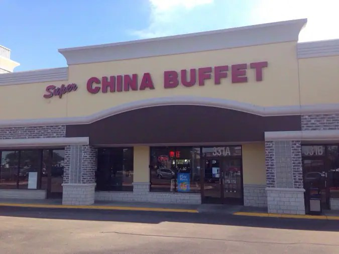 Buffet Restaurants Near Me Open Now