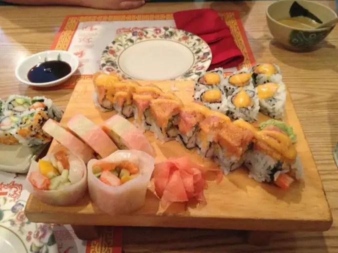 Sushi Restaurants Kansas City