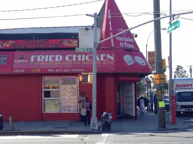 Lunch Upper East Side