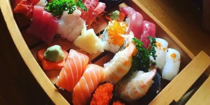 Sushi Restaurants Open Now Near Me