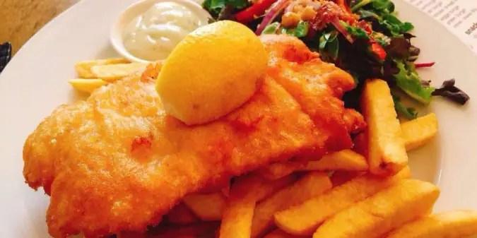 Fish 53 Restaurant East Brisbane