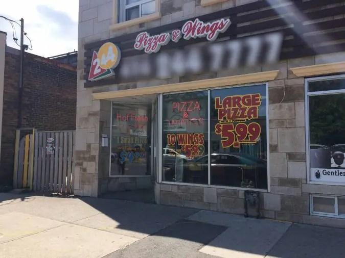 Fast Food Restaurants Mississauga