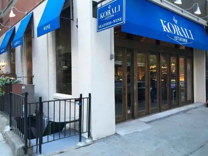 Greek Restaurant Upper East Side