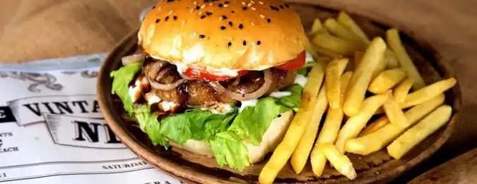 Image result for serial killer burger zomato