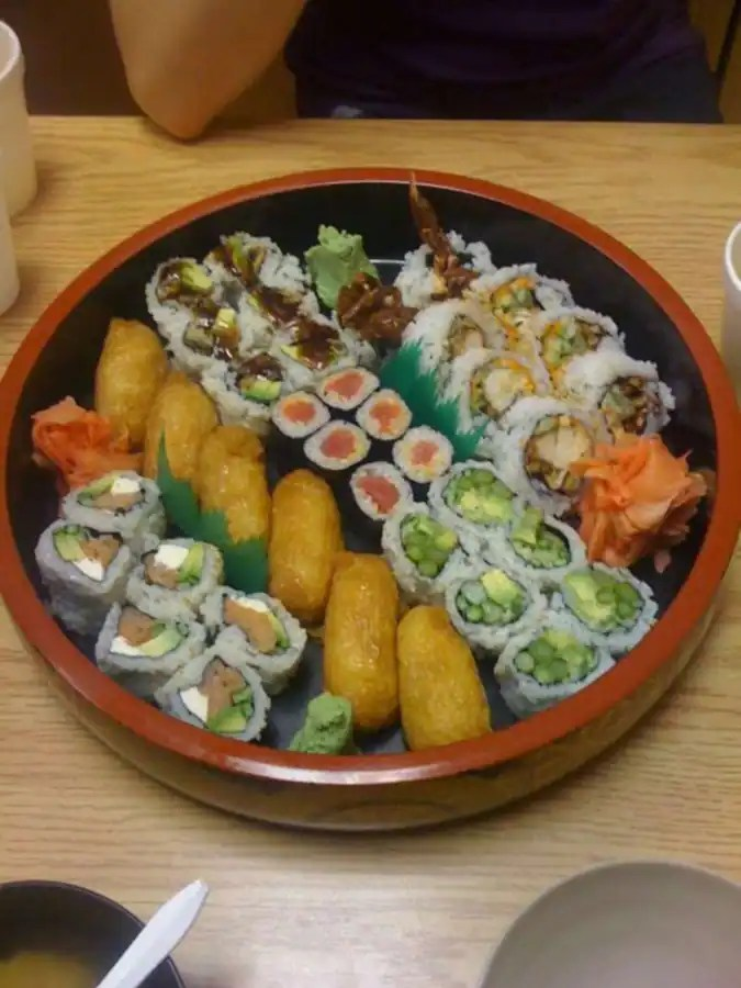Sushi Restaurants Open Now Near Me