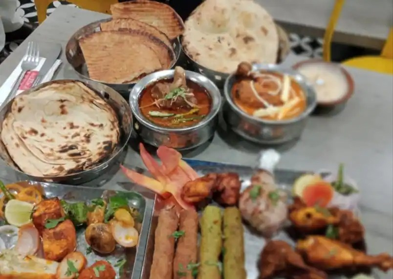 Saleem's Restaurant, Kailash Colony, New Delhi