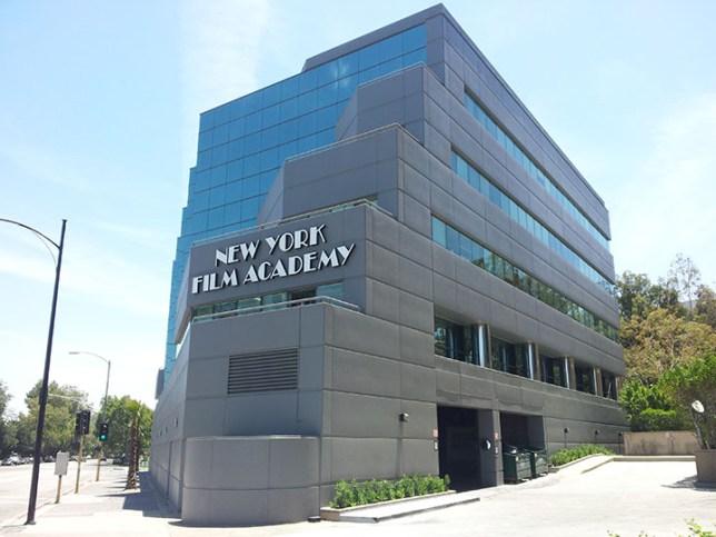 New York Film Academy LA 校舎