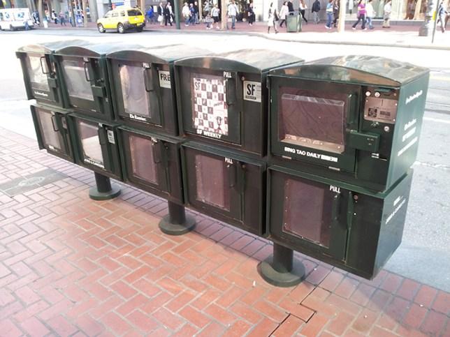 Free paper box