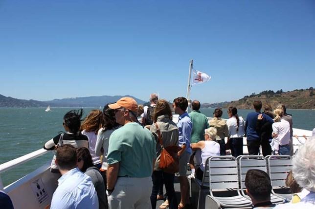 Ferry to Sausalito