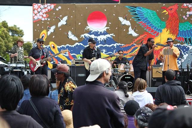 北カリフォルニア桜祭り,Cherry Blossom Festival