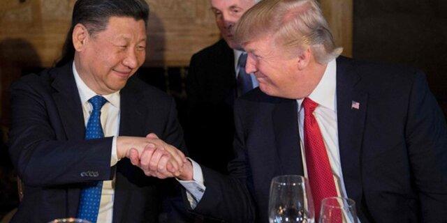 Image result for Трамп объявляет торговую войну Китаю
