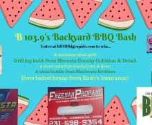 B1039's Backyard BBQ Bash!