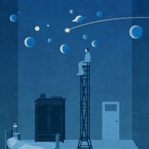 la stanza dell'astrofisico