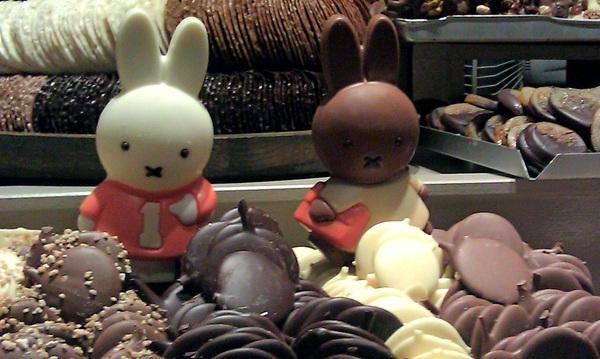 Image result for chocolate nijntje