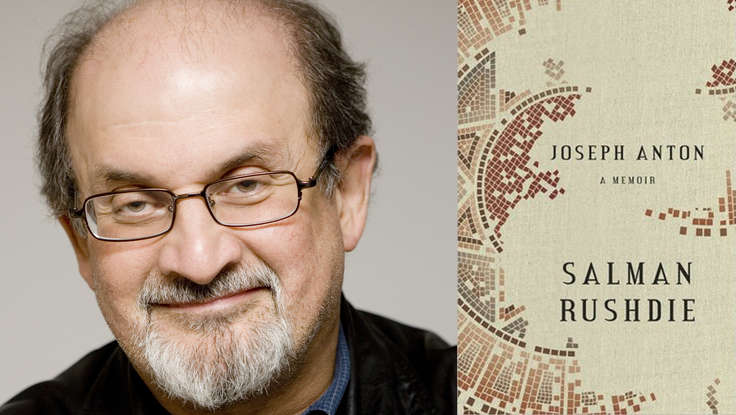 "Salman Rushdie's ""Joseph Anton"" has been shortlisted for a James Tait Black biography award - peoplewhowrite"