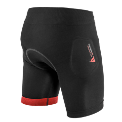 Dainese - Prot. Corpo SCARABEO SHORTS BLACK/RED