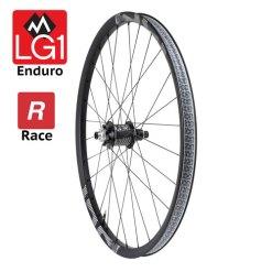 Ruota posteriore LG1 Race Carbon Enduro