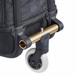 CLIP-ON WHEEL (2 Pin) - black