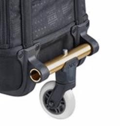 CLIP-ON WHEEL (1 Pin) - black