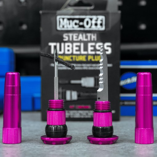 Stealth Tubeless Puncture Plugs