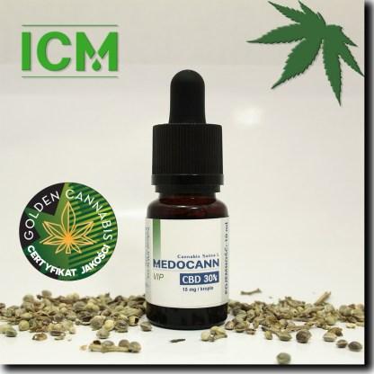 Medocann 30% CBD 10 ml (k)