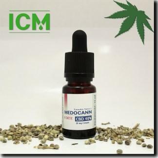 Medocann FORTE 40% CBD 10 ml (k)