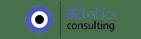 B2baltics Consulting logo