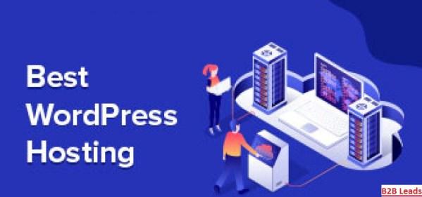 WordPress Hosting, Best Hosting Service in India - B2B Leads