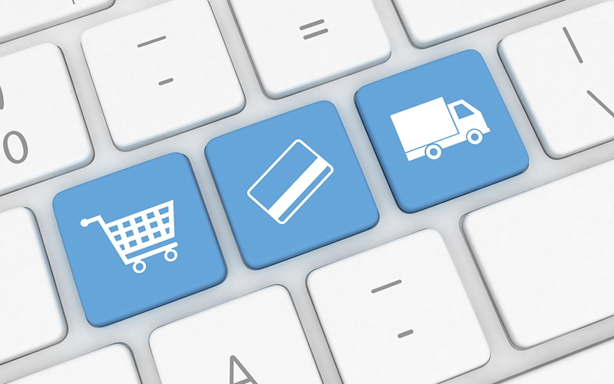 Different types of e-commerce