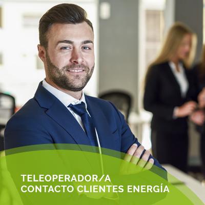 Teleoperador/a contacto clientes
