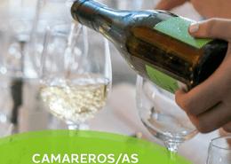CAMAREROS/AS DE SALA