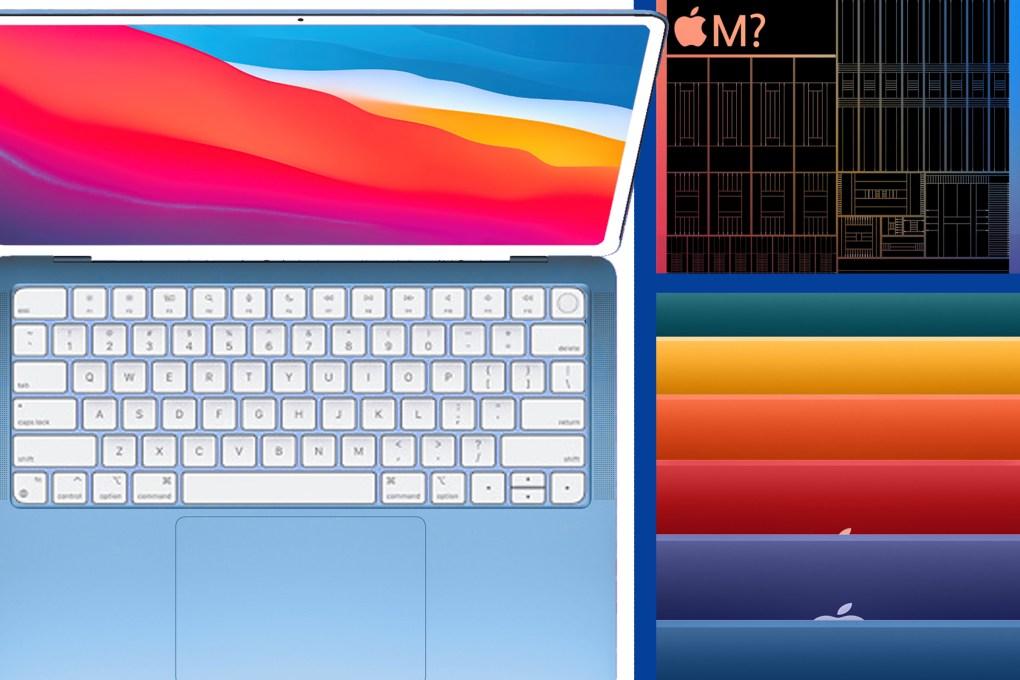 MacBook rumors