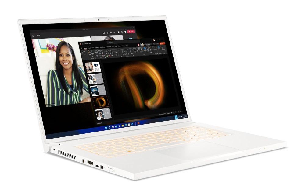 Acer ConceptD 3 maintenant avec un panneau 16:10 de 16 pouces et une 11e génération
