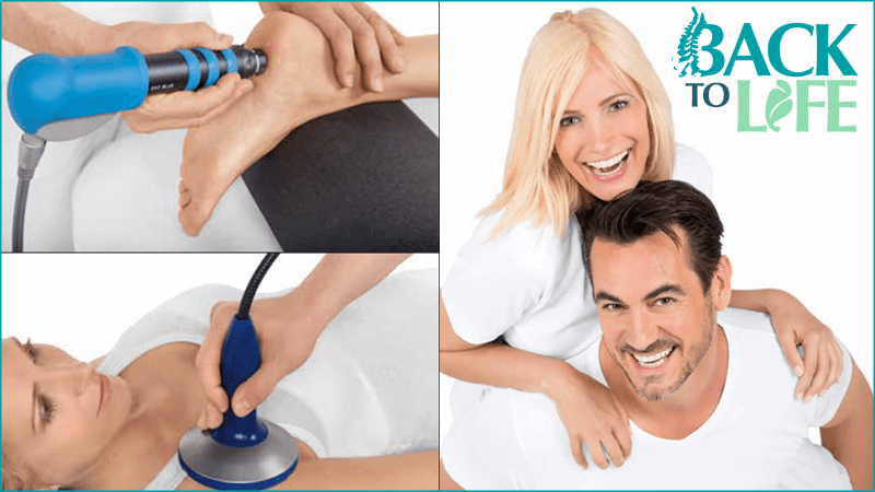 Heal Thyself with Extracorporeal Shockwave Therapy