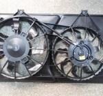 Электро вентилятор Ваз 2170 с кондером BOSCH. Цена 1280 грн.