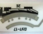 Шкала датчика топлива ДУТ (в ассортименте). Цена 155 грн.