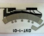 Шкала датчика топлива ДУТ (в ассортименте). Цена 145 грн.