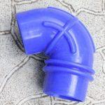 Патрубок (угол) ДМРВ Газель 405. Цена 300 грн.
