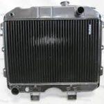Радиатор охлаждения УАЗ 2-х рядний. Цена 2900 грн.